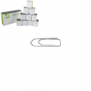 Paperclip 26mm No Tear - Office Pack 10 x 100