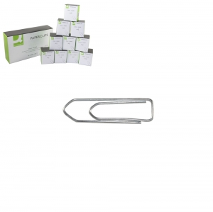 Paperclip 32mm No Tear - Office Pack 10 x 100