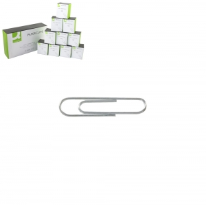 Paperclip 32mm Plain - Office Pack 10 x 100