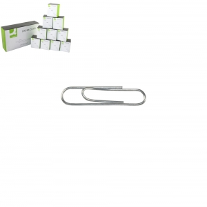 Paperclip 32mm Lipped - Office Pack 10 x 100