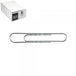 Paperclip 50mm Corrugated - Office Pack 10 x 40