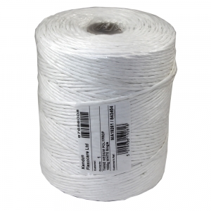 Flexocare Polypropylene Twine 1 Kg White - Pack Each