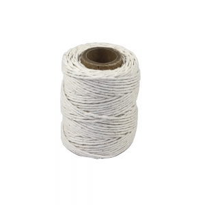 Flexocare Cotton Twine 125gms Medium White - Pack Each