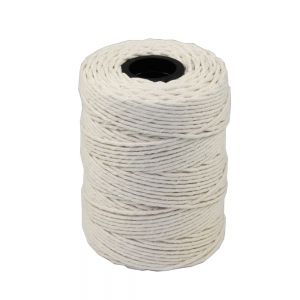 Flexocare Cotton Twine 250gms Medium White - Pack Each