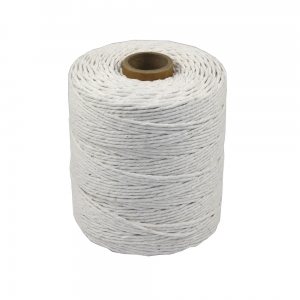 Flexocare Cotton Twine 500gms Medium White - Pack Each