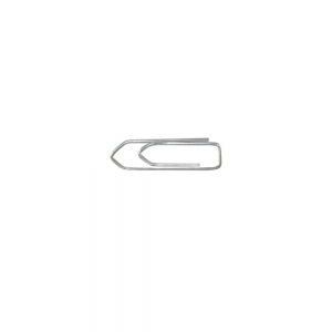 Paperclip 26mm No Tear - Pack 100