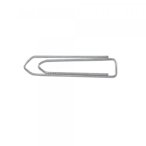 Paperclip 50mm No Tear - Pack 100
