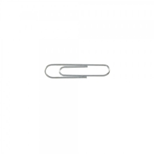 Paperclip 32mm Plain - Pack 100