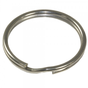 Stephens Keyring Replacement Split Rings - Pack 10